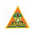 Toxic Holocaust - Patch - Toxic Holocaust - Chemistry of Consciousness woven patch