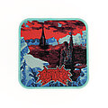 Cryptic Shift - Patch - Cryptic Shift - Visitations from Enceladus woven patch