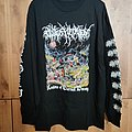 Outer Heaven - Realms of Eternal Decay Long Sleeve  TShirt or Longsleeve