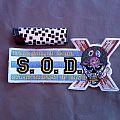 S.O.D. - Patch - S.o.d s.o.d. sod ultra rar