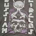 Tour shirt with Mastodon