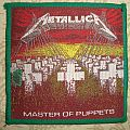 Patch - Green Border Master of Puppets