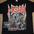 Master - TShirt or Longsleeve - Master - The New Elite Shirt (+ Death Strike patch)