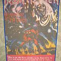 """Iron Maiden - Patch - Iron Maiden """"Number of the Beast"""" Backpatch"""