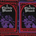 Electric Wizard - Legalise Drugs and Murder - Woven Patches