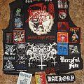 Mayhem - Battle Jacket - Possible vest layout
