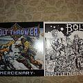 Bolt Thrower - Tape / Vinyl / CD / Recording etc - Bolt Thrower Lps