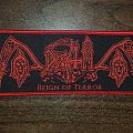 Death - Reign in Terror - Strip Patch - NOW AVAILABLE