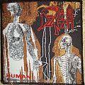 Death - Patch - Human Patch