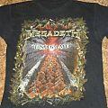 Megadeth - TShirt or Longsleeve - Megadeth Endgame Tour shirt