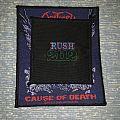Rush - Patch - itty bitty 2112 patch