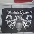Official Master's Hammer flag