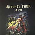 Keep it True Festival shirt