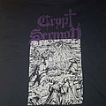 Official Crypt Sermon Shirt