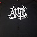 Official Attic zipper hoodie