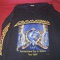 Gamma Ray - TShirt or Longsleeve - Rare Official Gamma Ray Longsleeve