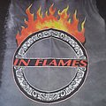 Vintage Batic In Flames Shirt