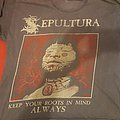 Sepultura Roots Bootleg Shirt