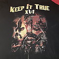 Official Keep it True zipper hoodie