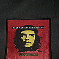 Rare official Rage against the machine woven patch