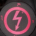 Official Marilyn Manson 90's woven patch