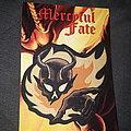 Mercyful Fate woven patch