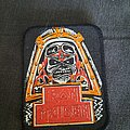 Iron Maiden - Patch - 80's Iron Maiden  bootleg patch