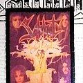 Sabbat (UK) - Patch - Sabbat(UK) printed 90's patch