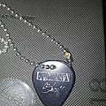 Katatonia guitar pick Other Collectable