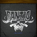 Official Danzig woven patch