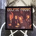 Celtic Frost printed 90's patch
