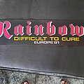 Rainbow - Other Collectable - 1981 Rainbow tour scarf