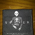 Official Slayer woven patch