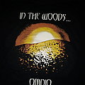 In the woods... shirt