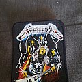 Metallica - Patch - 80's Metallica  bootleg patch