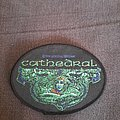 Cathedral - Patch - Official 1994 Cathedral woven patch