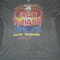 Iron Maiden - TShirt or Longsleeve - Org 1992 Iron Maiden event shirt