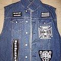 Official Black Label Society Denim Vest