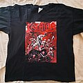 Kreator - TShirt or Longsleeve - Official 90's Kreator shirt