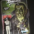 King Diamond action figure that glows in the Dark Other Collectable