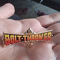 Bolt Thrower pin Pin / Badge