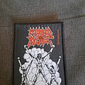 Morbid Angel - Patch - Official 1991 Morbid Angel woven patch