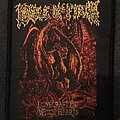 Official Cradle of Filth woven patch