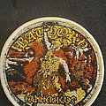 Bathory Hammerheart patch
