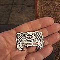 Manilla Road metal pin