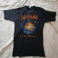 Def Leppard - TShirt or Longsleeve - Org 1983 Def Leppard tour shirt