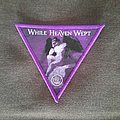 While Heaven Wept - Patch - While Heaven Wept triangle patch