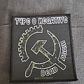 Type O Negative - Patch - Official 2007 Type o Negative woven patch