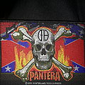 Official Pantera 2001 woven patch