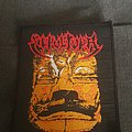 Org 1992 Sepultura woven patch
